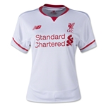Liverpool 15/16 Women's Away Soccer Jersey
