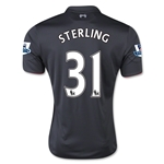 Liverpool 15/16 STERLING Third Soccer Jersey