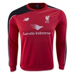 Liverpool Training Crew Sweatshirt