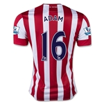 Stoke City 15/16 ADAM Home Jersey