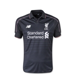 Liverpool 15/16 Youth Third Soccer Jersey