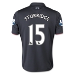 Liverpool 15/16 STURRIDGE Youth Third Soccer Jersey