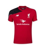 Liverpool 15/16 Youth Training Jersey