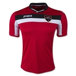 Trinidad and Tobago 2015 Home Soccer Jersey