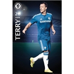 Chelsea 14/15 Terry Poster