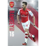 Arsenal 14/15 Ramsey Poster