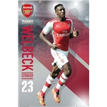 Arsenal 14/15 Welbeck Poster
