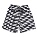 Houndstooth Sublimated Lacrosse Shorts