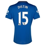 Everton 14/15 DISTIN Home Soccer Jersey