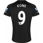 Everton 14/15 KONE Away Soccer Jersey