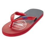 Arsenal Youth Fade Flip Flop