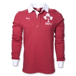 Ireland Supporter Rugby Jersey (Red)
