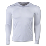 Warrior WarTech Long Sleeve T-Shirt (White)