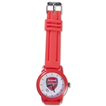 Arsenal 40mm Watch (Red)