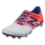 New Balance Furon Pro FG Wide (White/Flame/Ocean Blue)