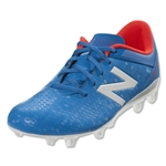 New Balance Visaro Control FG Junior (Bolt/Flame/White)