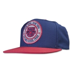 New York Red Bulls Structured Adjustable Cap