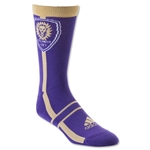 Orlando City FC Crew Sock