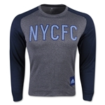 New York City FC LS Crew T-Shirt