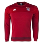 Bayern Munich 15/16 Training Sweatshirt