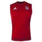 Bayern Munich 15/16 Sleeveless Training Jersey