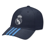Real Madrid 3-Stripe Cap