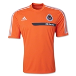 Chivas Training Jersey (Orange)