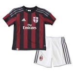 AC Milan 15/16 Home Mini Kit