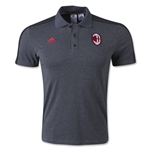 AC Milan 3-Stripe Polo