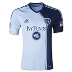Sporting KC 2013 Authentic Primary Soccer Jersey