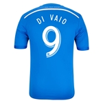 Montreal Impact 2014 DI VAIO Authentic Primary Soccer Jersey