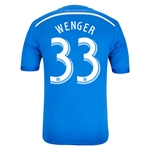 Montreal Impact 2014 WENGER Authentic Primary Soccer Jersey