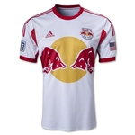 New York Red Bulls 2014 Jersey de Futbol Primario Autentico