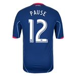 Chicago Fire 2014 PAUSE Authentic Secondary Soccer Jersey