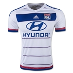 Olympique Lyonnaise 15/16 Home Soccer Jersey