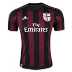 AC Milan 15/16 UCL Home Soccer Jersey