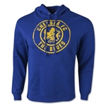 Chelsea FC The Blues Crest Hoody