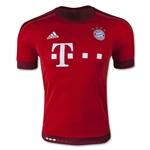 Bayern Munich 15/16 Authentic Home Soccer Jersey
