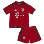 Bayern Munich 15/16 Home Mini Kit