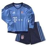 Bayern Munich 15/16 Home Goalkeeper Mini Kit