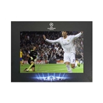 Official UEFA Champions League Cristiano Ronaldo Signed Photo in Deluxe Packaging