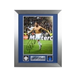 Official UEFA Champions League Cristiano Ronaldo Signed, Framed Real Madrid Photo Final Goal