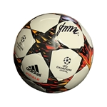 James Rodriguez Signed UEFA Champions League Ball