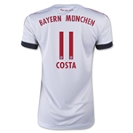 Bayern Munich 15/16 COSTA Women's Away Soccer Jersey