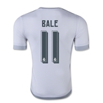 Real Madrid 15/16 BALE Authentic Home Soccer Jersey