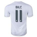 Real Madrid 15/16 BALE Home Soccer Jersey