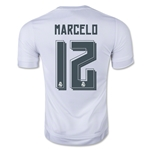 Real Madrid 15/16 MARCELO Home Soccer Jersey