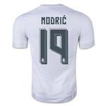 Real Madrid 15/16 MODRIC Home Soccer Jersey