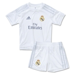 Real Madrid 15/16 Home Mini Kit