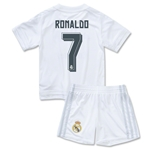 Real Madrid 15/16 RONALDO Home Mini Kit
